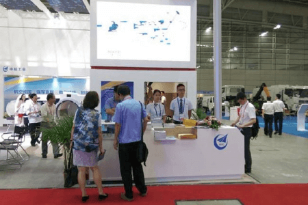Smart News, June 2015. Chinese Aerospace Partner Presents SF Technology
