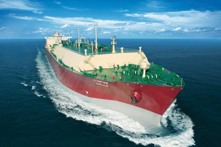 Case Study 2005-2008. LNG carrier cargo containment system monitoring