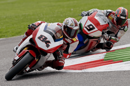 Case Study 2016. Motorcycle Racing Monitoring