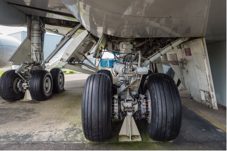landing gear measurement sensors