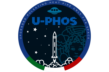 UPHOS project, rocket temperature monitoring
